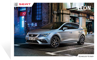 download your seat new car brochure seat rh seat ie Seat Leon FR Seat Leon FR